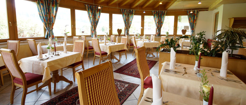 Hotel Tyrol, Söll, Austria - Restaurant.jpg